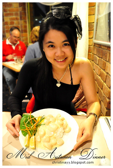 Mid Autumn Dinner at Blue Mountain Hotel: Myself 11