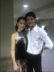 Shizuka Arakawa & Stephane Lambiel Fantasy on Ice 2010