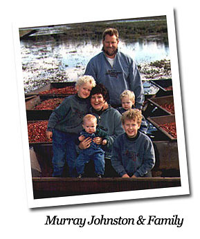 Murray Johnston Family