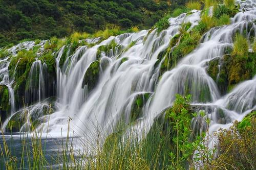 Cascadas de Huancaya