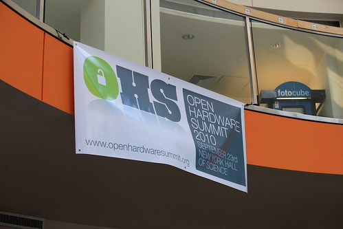 Open Hardware Summit Banner