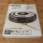 iRobot 自動掃除機ルンバ577 の1ヶ月試用レポート