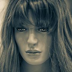 Relax (Thomas Hawk) Tags: california usa mannequin losangeles unitedstates unitedstatesofamerica galleria glendalegalleria