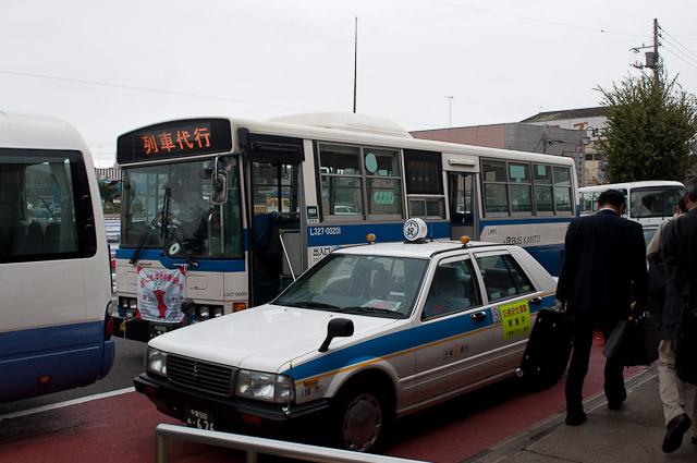 総武本線代行バス