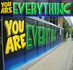 You are.....