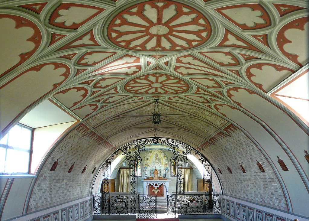 Italian Chapel ~ interior