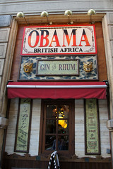 An alternative career (CrowMDF) Tags: barcelona september rum gin obama 2010