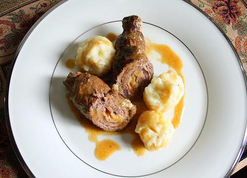 Rouladen & Kartoffelkösse - PFB