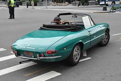 Alfa Romeo (Triborough) Tags: nyc newyorkcity ny newyork car brooklyn alfaromeo downtownbrooklyn kingscounty