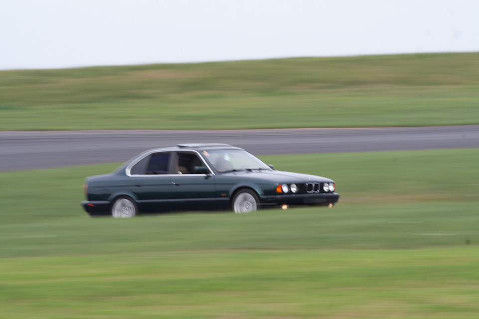 I was told my e34 wouldn't be good for drifting, this is for those