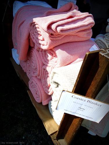 corsica blankets