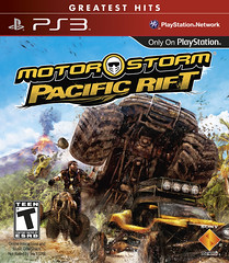 MotorStorm Pacific Rift Greatest Hits for PS3