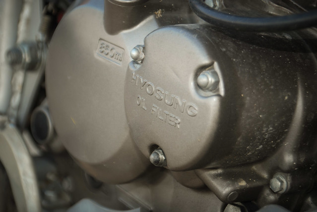 Hyosung Motor 02