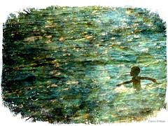 Tritn, el hijo de la sirena (Franco DAlbao) Tags: sea texture textura lumix mar child galicia fantasy mermaid nio sirena fantasa tritn leicalens skeletalmess dalbao francodalbao