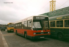 MRW 1112 G112 HNP (onthebeast) Tags: city red west bus buses station centre national leopard service dudley lynx midland leyland wolverhampton stevensons mrw bilston metrowest