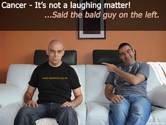 Cancer It's not a laughing matter