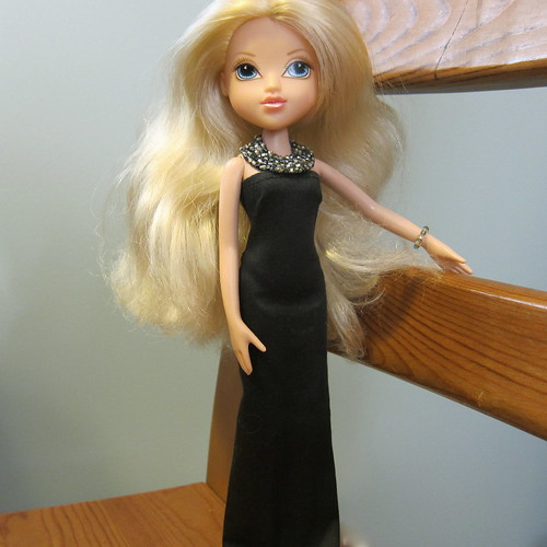 Project Project Runway - Challenge 9