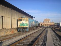 Locomotora 321-059 (Luis Guinda) Tags: 321 locomotora renfe
