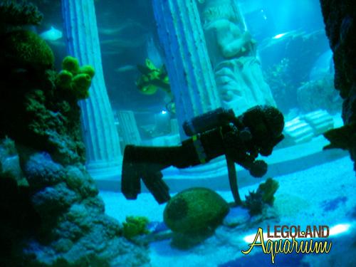 Legoland Aquarium