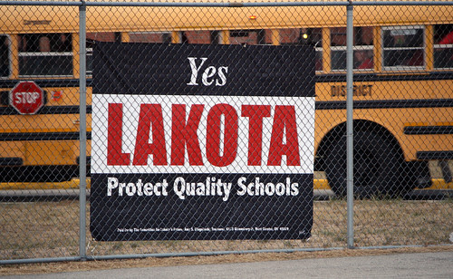 Issue 2: Yes Lakota Schools