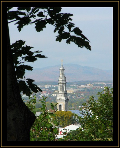 Fenêtre sur Québec #2