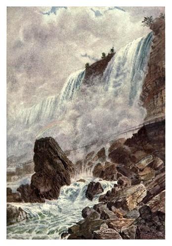 005-Cataratas del Niagara-Canada-1907- Thomas Martin Mower