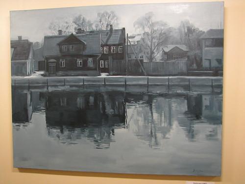 Mailiis Laur - Tartu vaated