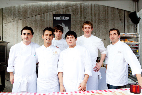 DB Moderne Bistro team