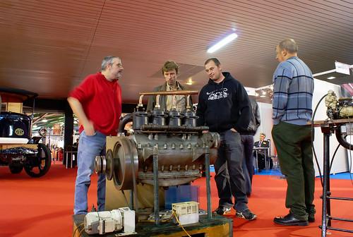 Présentation du moteur Mustad