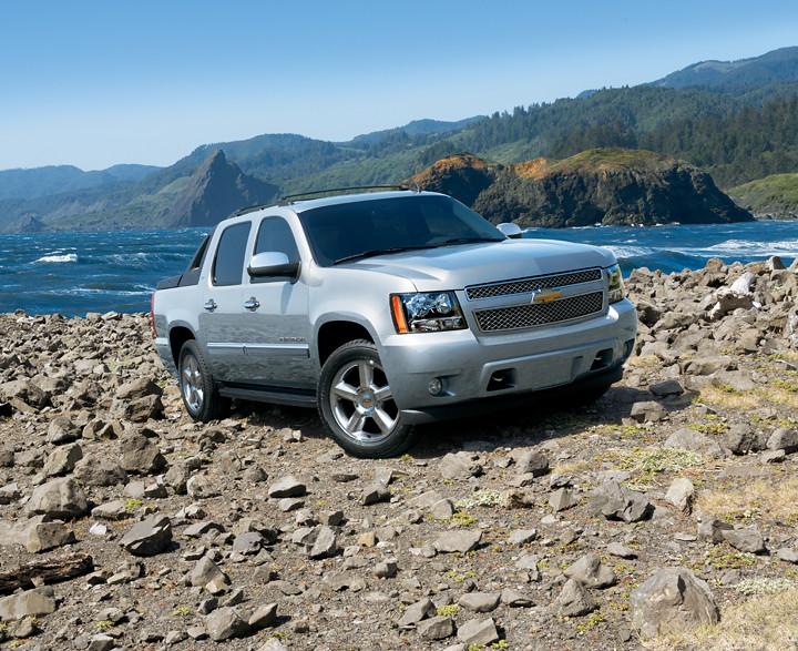 Chevy Avalanche (Harbor Chevrolet   Long Beach, CA) Tags: Trucks Chevytruck  Chevyavalanche