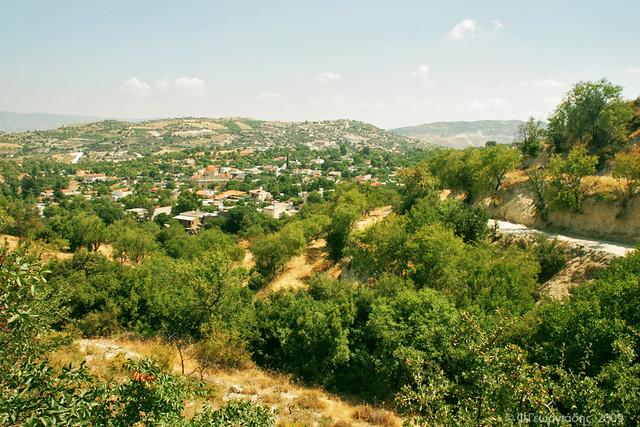Salamiou village / Σαλαμιού