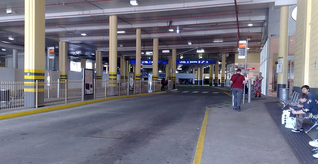 Southland bus terminal, 3:30pm Sunday