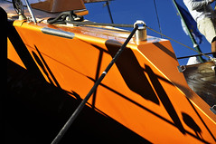 Voiles 32 (marcovdz) Tags: france sailboat de boat sailing shades sttropez provence hull voilier 2010 ombres coque sainttropez voiles