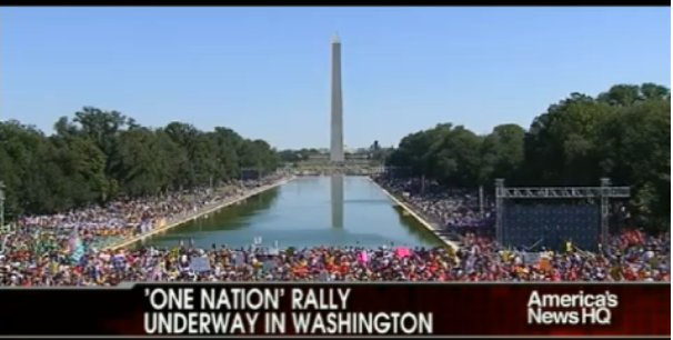 One Nation Rally from Fox News