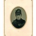 Older Sister, Tintype, Circa 1869