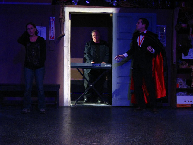 Song: 'Every Vampire.'  Accompanist: Richard Levinson (see video)