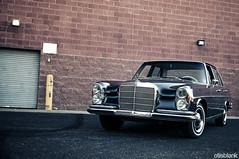 My W108 (DryHeatPanzer) Tags: classic car mercedes benz se photoshoot 1966 250 250s w108 250se