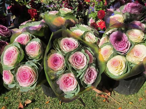 Kale Bouquets