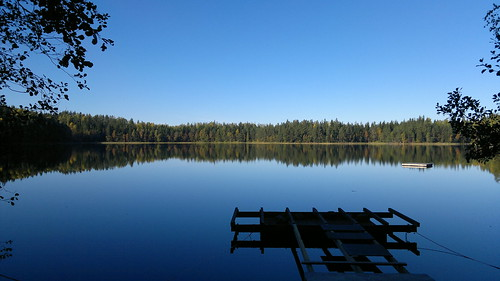 Lake in Nuuksio