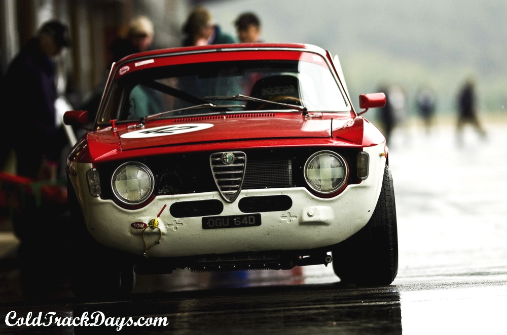 EYE CANDY // ALFA ROMEO GIULIA SPRINT GTA @ SPA 6 HEURES