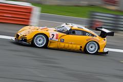 Britcar 24hr GFT Race Cars TVR Sagaris GTR (motorsportimagesbyghp) Tags: canon silverstone motorracing tvr motorsport sportscars gtr enduranceracing britcar eos50d britcar24hr tamronsp70200f28 sagaries