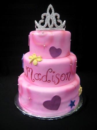 Happy Birthday Maddison Cake
