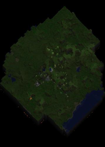 Minecraft rendering