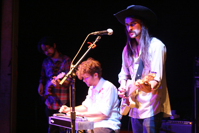 Robert Ellis & the Boys and Mason Lankford @ Warehouse Live