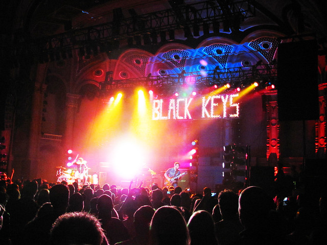 The Black Keys @Orpheum