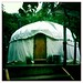 Cotswolds Yurt - The Yurt Hipstamatic