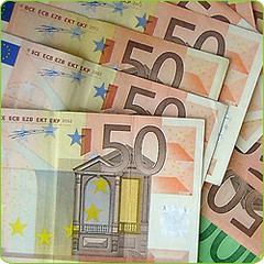 50 Euro Notes - European Central Bank