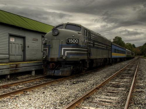 Adirondack Scenic Railway