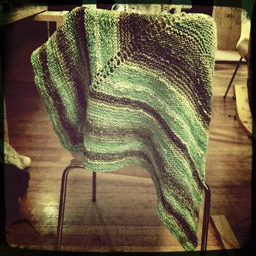 My Matagorda shawl