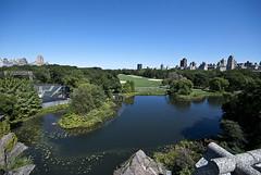 The Turtle Pond (1hr photo) Tags: nyc newyorkcity newyork centralpark turtlepond belvederecast